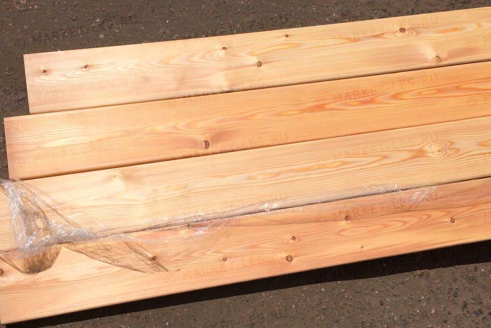 Купить площадку из лиственницы в солнечногорске